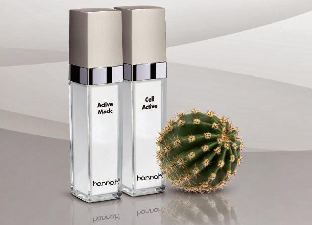 hannah producten voor stimuleren van de huid